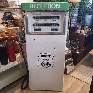 ★レア物★ ROUTE66 ルート66 ガソリンポンプ 給油機オ...