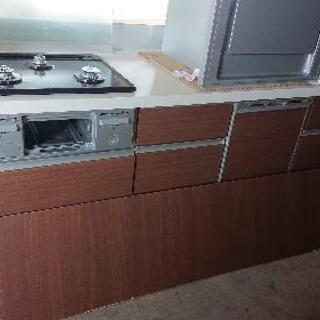 システムキッチン④DIY