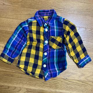90 チェックシャツ JUNK STORE