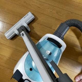 キャニスター 掃除機 (三菱)