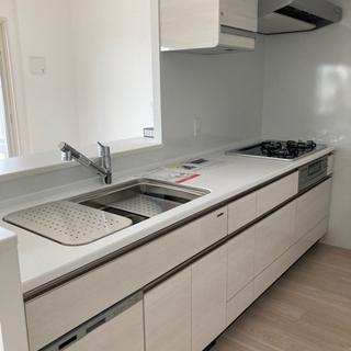 【ネット決済】タカラスタンダード システムキッチン一式 新品未使...