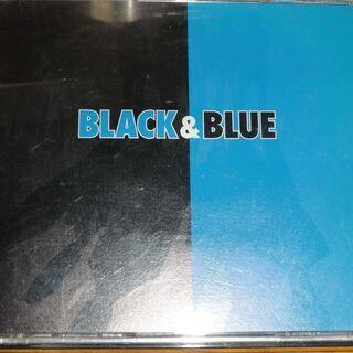 ④ CD+DVD  ブラック・アンド・ブルー シークレット・ダイ...