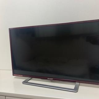 【4000円】32インチテレビ SHARP AQUOS T…