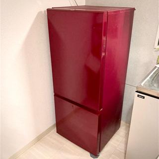 【ネット決済】SHARP AQUA 冷蔵庫 1〜2暮し用 2ドア...