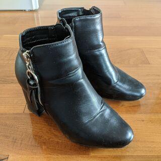 【ネット決済】Attagirl アタガール 女性のブーツか靴 Lサイズ