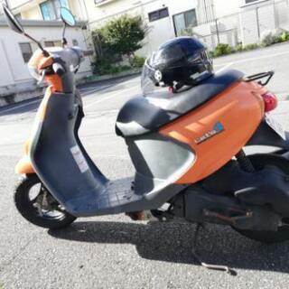 【ネット決済】50cc 原付き 鈴木let's4 動作車