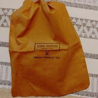 ③LV👜保存袋(41×51) - 靴/バッグ