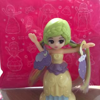 マクドナルド ハッピーセットのおもちゃ リカちゃん人形