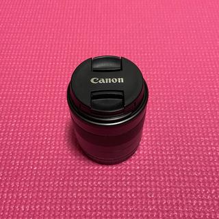 【ネット決済・配送可】Canon EF-M18-55mm F3....