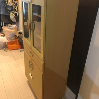9/19まで!食器棚 DIY用にどうぞ - 奈良市
