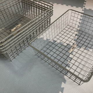IKEA カゴ アントニウス