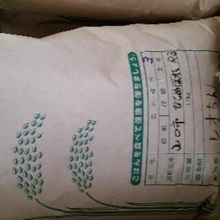 ①【新米】玄米15㎏ひとめぼれ令和3年度産