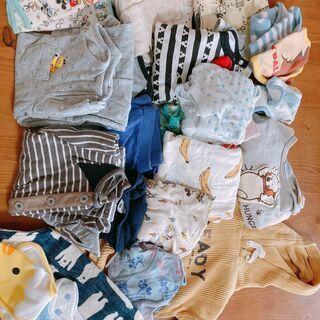 【値下げ】男の子洋服 まとめ売り 60 70 80 合計24点