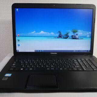 東芝dynabookノートパソコン Windows 10 cor...