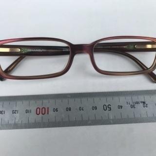 【ネット決済】シャネル製メガネ