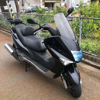 【ネット決済】ヤマハマジェスティ125走行少ない
