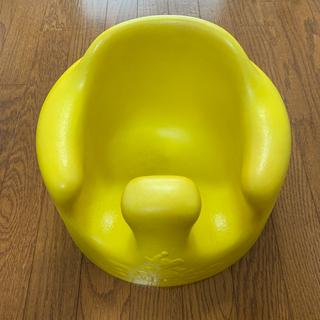 【ネット決済】バンボ イエロー テーブル・ベルト無し