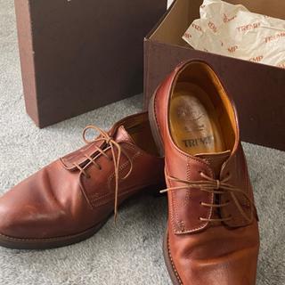 父の革靴 TREMP