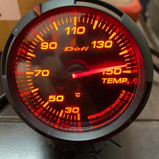 Defiデフィ水温計セット
