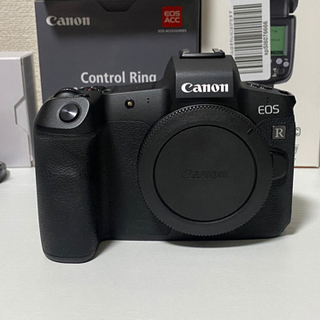 【ネット決済】Canon EOS R【美品・メーカー保証あり】
