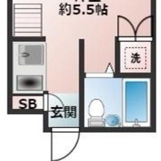 ◎初期費用5万円◎賃料5.3万◎駅近◎オートロック◎ペット可