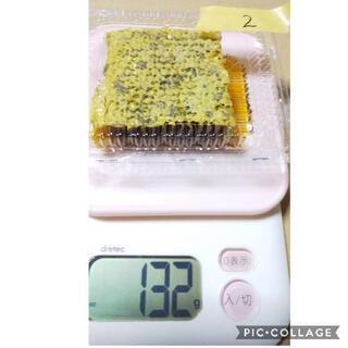 日本みつばちの巣蜜②
