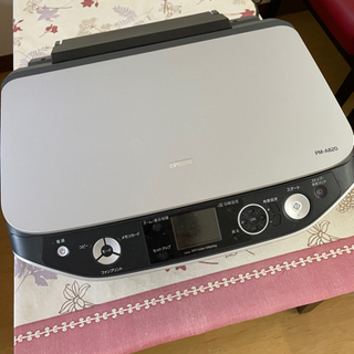 EPSON PM-A820 2007年式プリンター