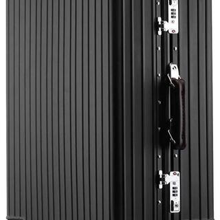 【ネット決済】新品アルミニウムマグネシウム合金製スーツケース  ...