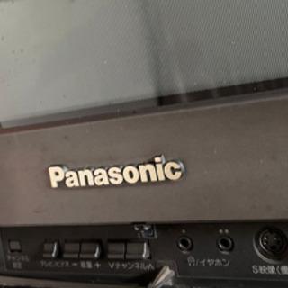 Panasonic★ブラウン管TV 25型TH25BF1