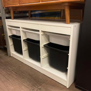 IKEA イケア TROFAST トロファスト 収納コンビネーシ...