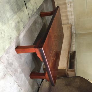無料!レトロ⭐︎折り畳みテーブル