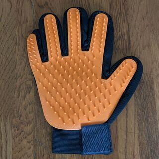 ペット用品 ✦あげます 未使用 手袋タイプブラシ