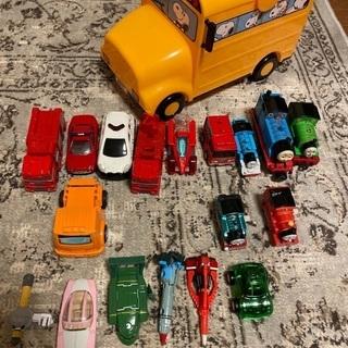 【ネット決済】トーマス スタートレック 消防車などミニカー