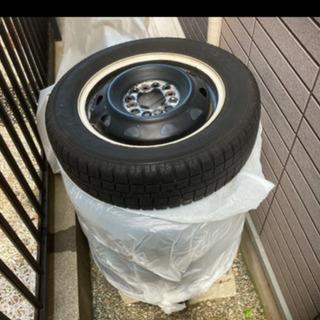 【ネット決済】中古スタッドレスタイヤ