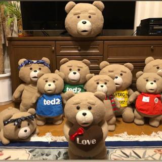 TEDぬいぐるみ