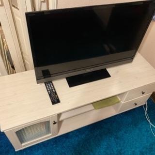 テレビ台(W×D:118cm×40cm)