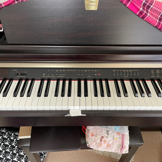 【ネット決済】値下げ!YAMAHA clavinova 電子ピアノ