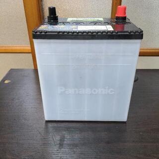 【充電済み】中古バッテリー40B19Rパナソニック