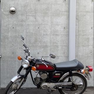 【ネット決済】ヤマハ YB-1 2スト 50cc 実働 自賠責5...