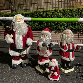 サンタさん クリスマス用品