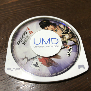 PSP★真・三国無双2nd Evolution