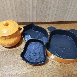 くまのぷ~さんの食器★【新品、未使用】