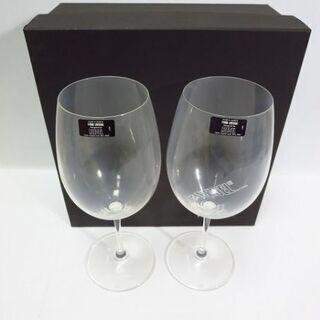 未使用☆ワイングラスまとめ!『RIEDEL リーデル』『ボヘミアリードクリスタルグラス』『ミレニアムボジョレーペアグラス』 - 生活雑貨