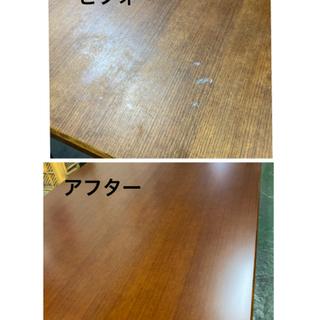 椅子、テーブル、ドア、扉、門扉など修理塗り替え