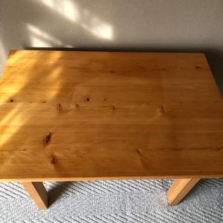 色々な用途に使えるテーブル