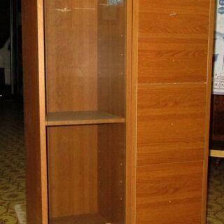 ②未使用 サイズ違い25cm幅の収納棚です