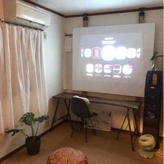 【美品】遮光ロールスクリーン(ドルフィンWH 165X220)