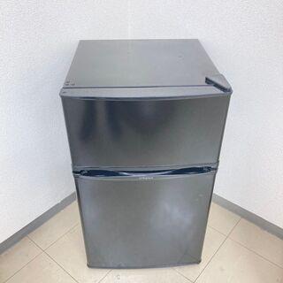 【お得品(欠品あり)】【地域限定送料無料】冷蔵庫 simplus 90L 2018年製 ARC091201の画像