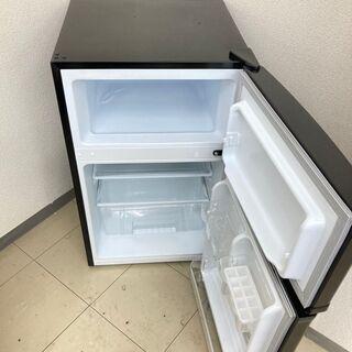 【お得品(欠品あり)】【地域限定送料無料】冷蔵庫 simplus 90L 2018年製 ARC091201 - 家電