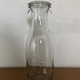 【ネット決済】WECKのボトル